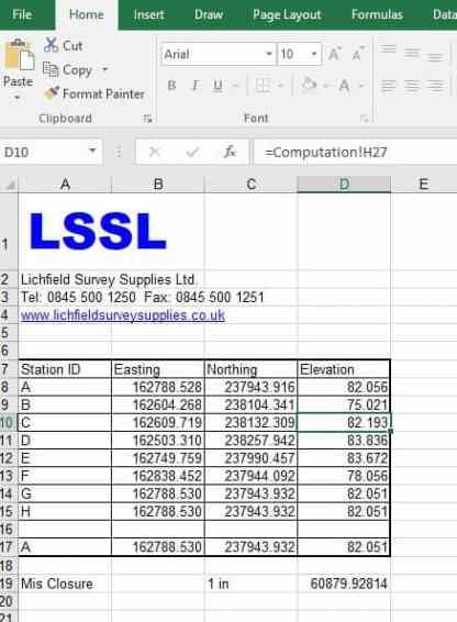 LSSL Traverse Programme 3