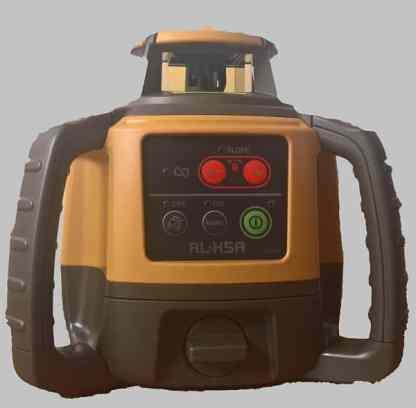 Topcon RL-H5A Rotating Laser Level