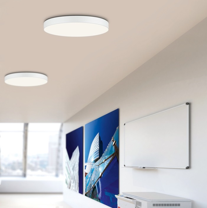 Flat Led Ceiling Lamp Drone Onok Buy Now Lichtakzente At