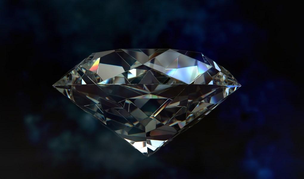 afbeelding diamant bij artikel over missionair preken