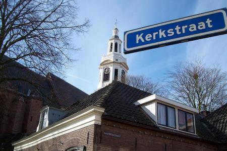 blog over christen-zijn in de Kerkstraat