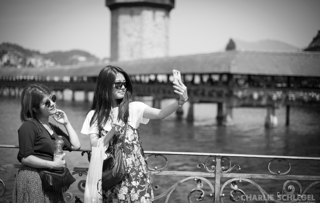 Streetfotografie Luzern — Can you make a picture ?