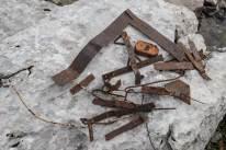 Weitere Funde von den Schlachten aus dem 1. Weltkrieg
