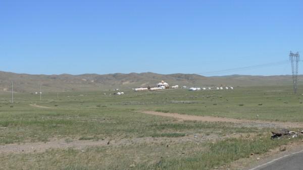 מלון דרכים מונגולי