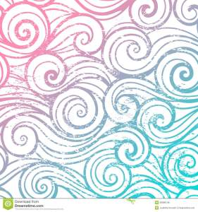 beautiful-color-abstract-vintage-wave-pattern-28098146