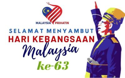 2020年国庆日庆祝仪式 Sempena Hari Kemerdekaan 2020