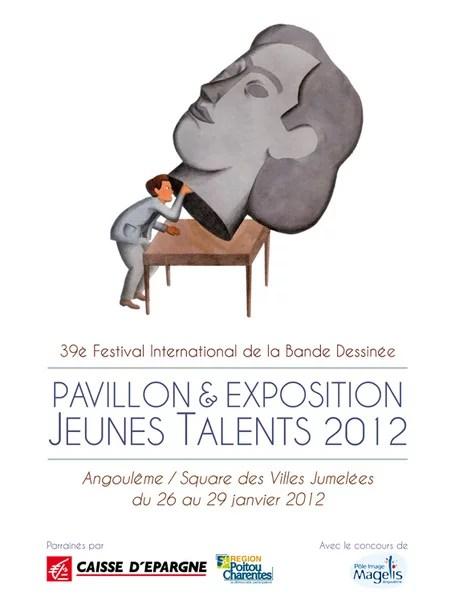 Festival d'Angoulême – Jeunes Talent 2012