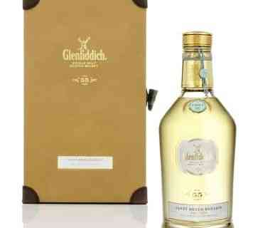 Una botella de Glenfiddich consigue un record en subasta: £59,350