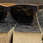 Gafas de Sol elaboradas con barricas de whisky irlandés 1