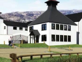 El Nacimiento de una nueva destilería en Escocia