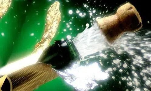 Historia del Champagne