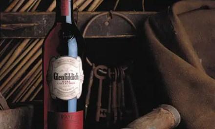 Glenfiddich Rare 1937 puede batir records en subasta
