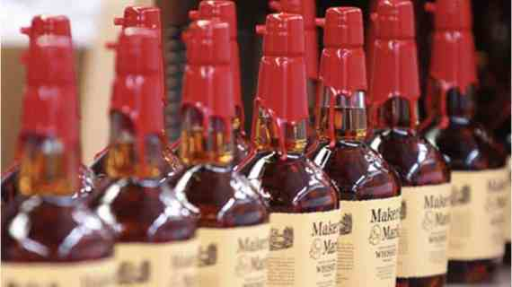 "Maker's Mark protege su ""Marca"""