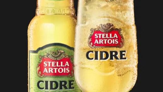 Stella Artois lanza una nueva sidra de pera