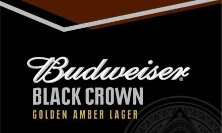Nueva Budweiser Black Crown