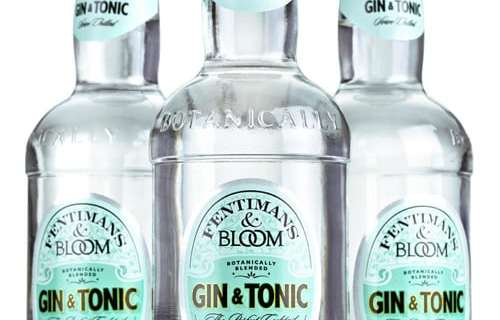 Premio de la Industria a Fentimans & Bloom Gin & Tonic