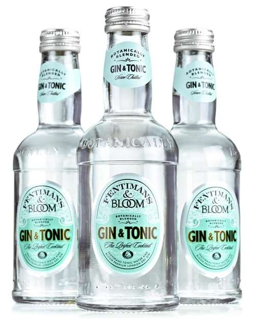 Premio de la Industria a Fentimans & Bloom Gin & Tonic