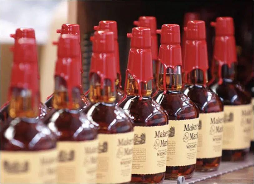 Maker's Mark reduce su alcohol y lo vuelve a subir