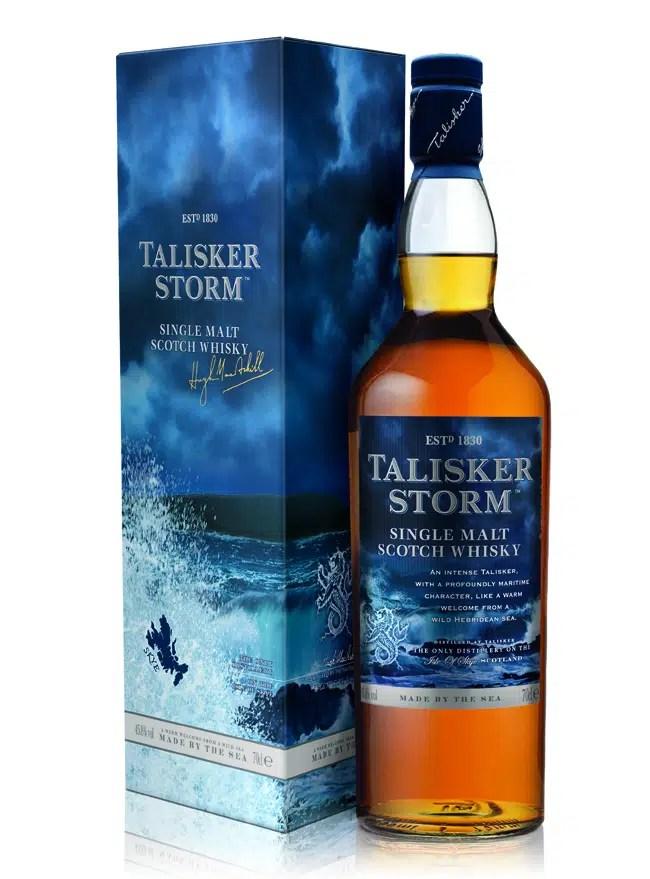 Nuevo Talisker Storm