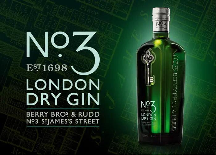 Ginebra London Nº3: Mejor Ginebra del año