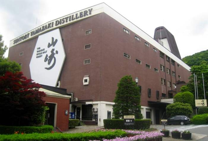 Suntory invertirá 50 millones en Yamazaki
