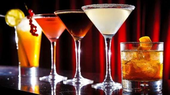 Las bebidas con mas calorias