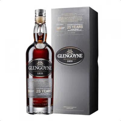 Glengoyne estrena nuevo Reserva 25 Años