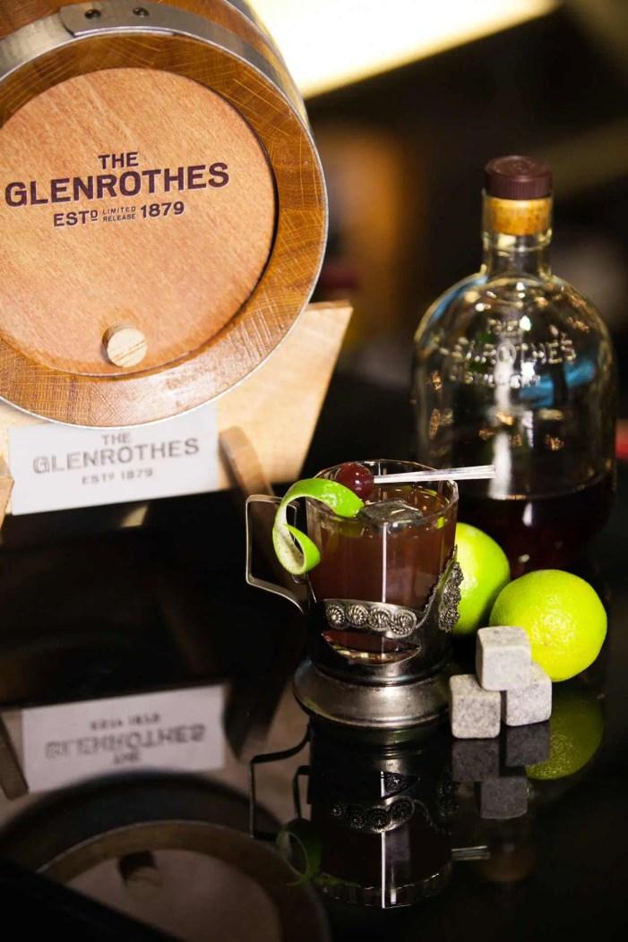 Concurso de Cócteles en madera de The Glenrothes
