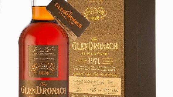 Glendronach lanza Batch 11 con sus mejores single casks