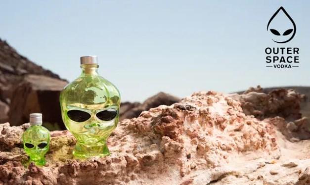 Vodka del espacio exterior