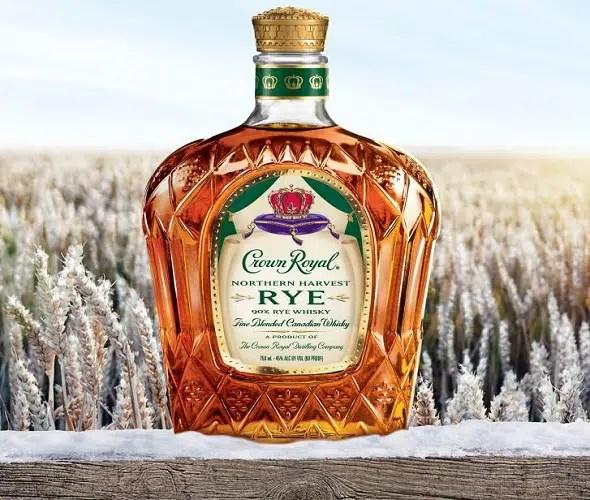 Crown Royal Northern Harvest Rye mejor whisky del mundo 2015