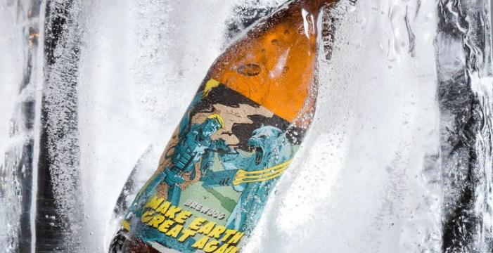 Cervezas Brewdog presenta cerveza contra Trump