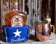 Edición Limitada Crown Royal Texas Mesquite