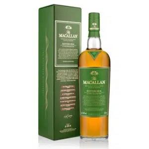Macallan Edition Nº4