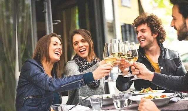 Los bebedores de vino en UK rechazan el Brexit
