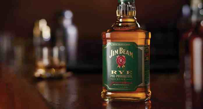 Jim Beam Rye Pre-Prohibition