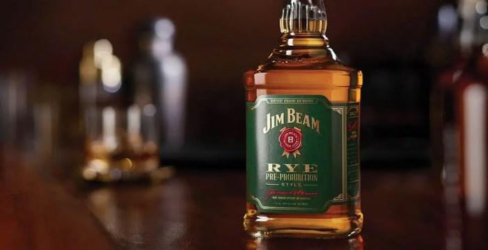 Jim Beam Rye Pre-Prohibition
