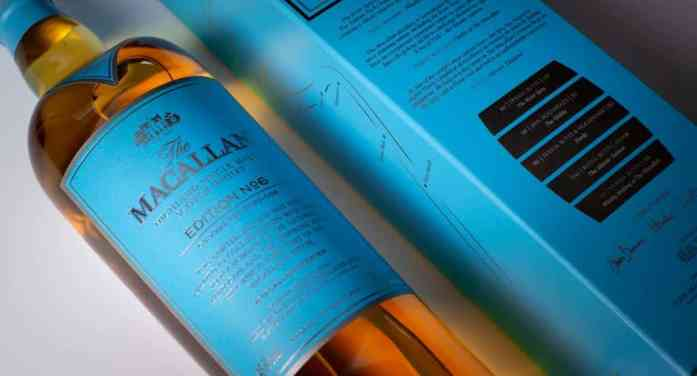 Macallan presenta la Edition No.6