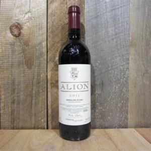 Alión 2017 (Bodegas Alión). DO Ribera del Duero-Guía Vinos Gourmet