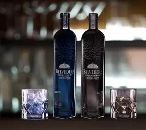 Nuevas variedades de vodkas de Belvedere y Grey Goose