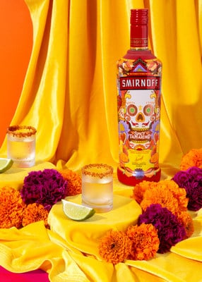 Smirnoff Spicy Tamarind, de la marca de vodka 1 del mundo