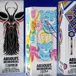 "Absolut Vodka lanza ""Memorial"", 3 botellas de vodka inspiradas en las tradiciones mexicanas"