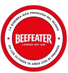 Beefeater 15 años como la Ginebra mas premiada