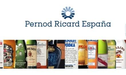 Pernod Ricard España registra cuantioso beneficio al cierre de 2019