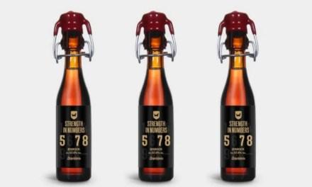 Strength in Numbers: con 57,8º es la cerveza más alcohólica