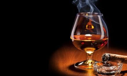 Bodega Hoopes: uva ahumada para un brandy listo para 2021