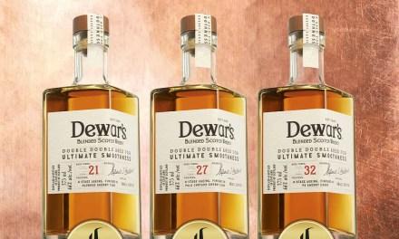 Dewar' s triunfa en el Concurso Internacional de Vinos y Licores 2020