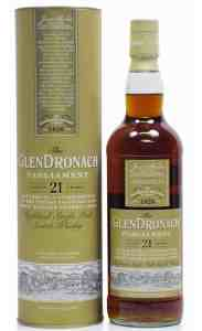 GlenDronach 21 YO Single Malt Scotch Whisky