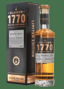 whisky estrella de la destilería