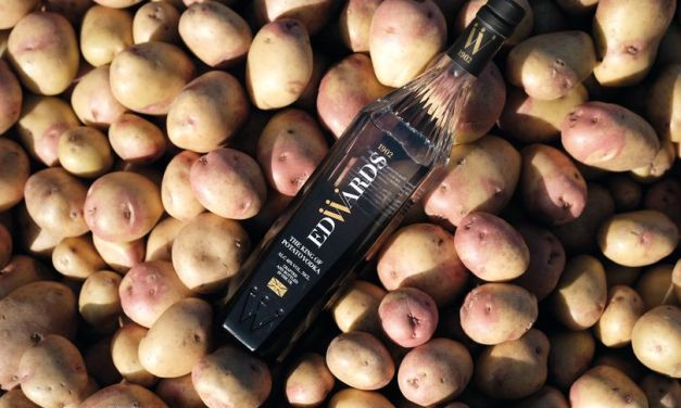 Edwards 1902, cosecha de patatas y vodka de primera calidad